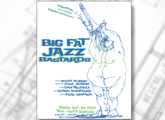 Big Fat Jazz Bastards
